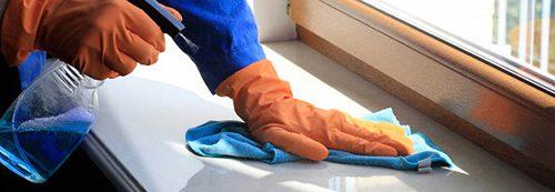 чем обратиться чем очистсть подоконники пластмасссовые бланки