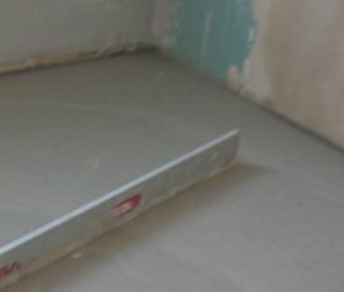 выравнивание пола цементом