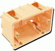 монтажная коробка для теплого пола