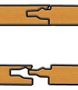 шип на панели ламината