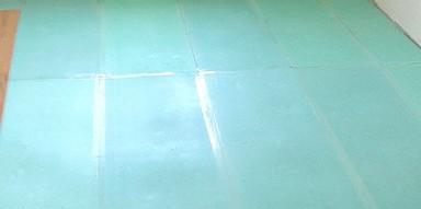 кривая подложка под ламинат