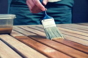 Защищаем строительную древесину от возгорания