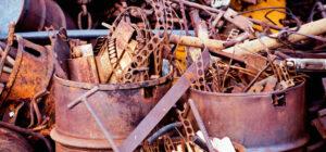Как избавиться от металлолома?