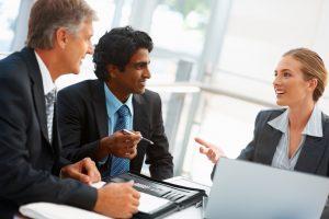 interpreter business meeting